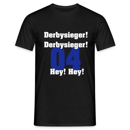 Derbysieger  - Männer T-Shirt
