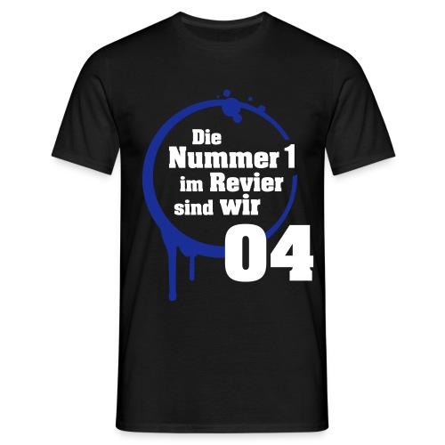 Die Nummer 1  - Männer T-Shirt
