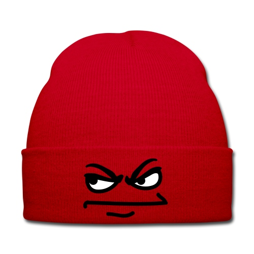 Winter Hat Red - Cappellino invernale