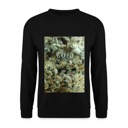 Green Gold Pullover - Männer Pullover