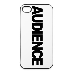 AUDIENCE iPhone Case (iPhone 4 and 4S) - iPhone 4/4s Hard Case