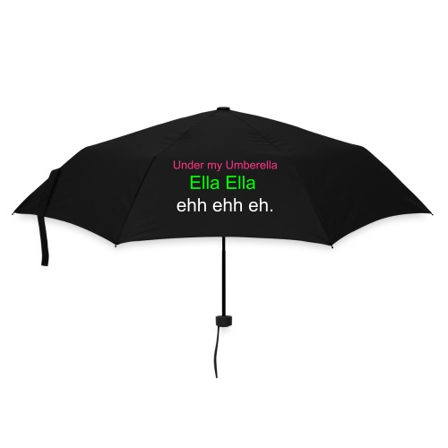 Under my umberella - Umbrella (small)