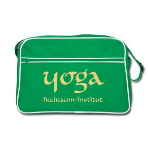 Yoga-Tasche dark-brown - Retro Tasche