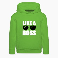 like a boss 2c Sweatshirts