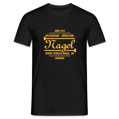NAGEL T-Shirt - Männer T-Shirt