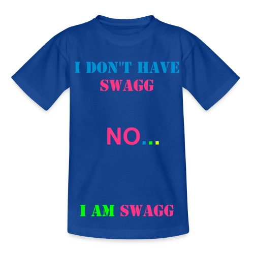 Swagg - Teenager T-shirt