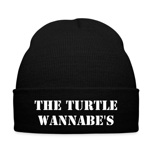 The Turtle Wannabe's band Beanie - Winter Hat