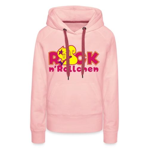 SQUIRRELROCK hoodie pink - Frauen Premium Hoodie
