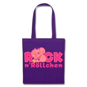 SQUIRRELROCK bag - Stoffbeutel