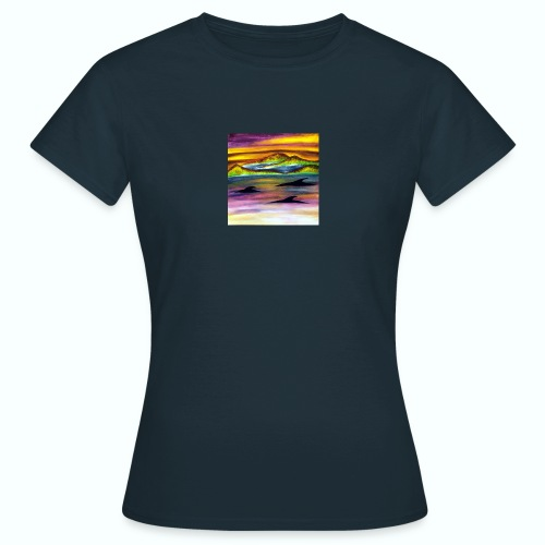 Delfine - Frauen T-Shirt