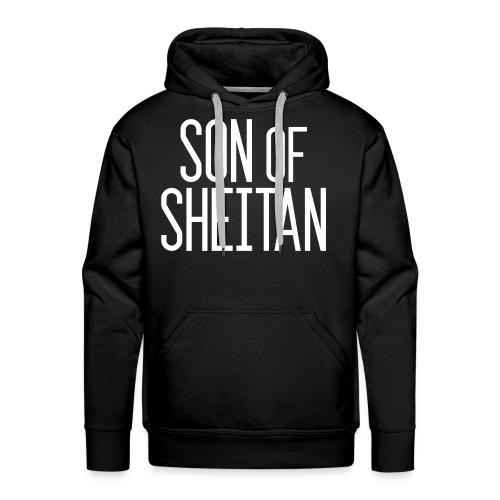 S.O.S - Sweat-shirt à capuche Premium pour hommes