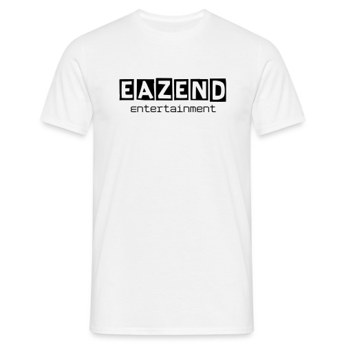 EaZEnD Entertainment T-shirt - Männer T-Shirt