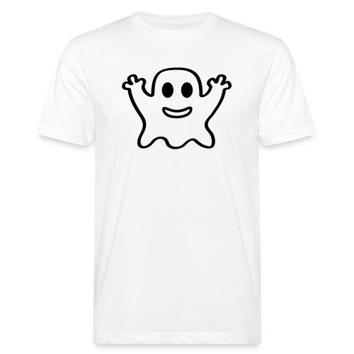 kleiner Geist - Männer Bio-T-Shirt