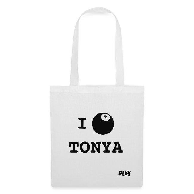 Bolsa I love Tonya