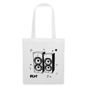 Bolsa música - Bolsa de tela