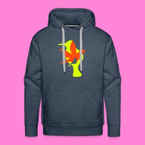 birdy-warmer - Mannen Premium hoodie