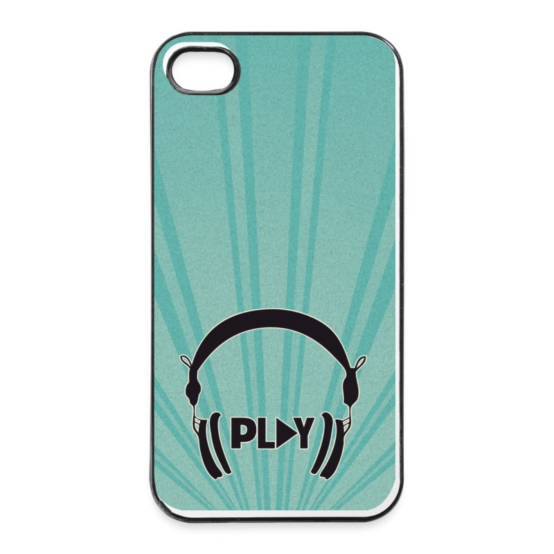 Funda Play - Carcasa iPhone 4/4s