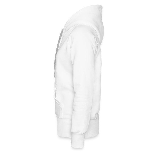 RHONA girl hoodie white