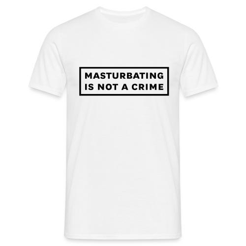 Masturbaiting T-Shiort - T-skjorte for menn