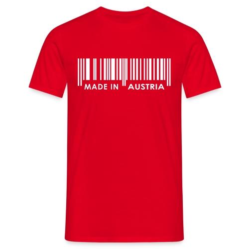 Made in Austria - Männer T-Shirt