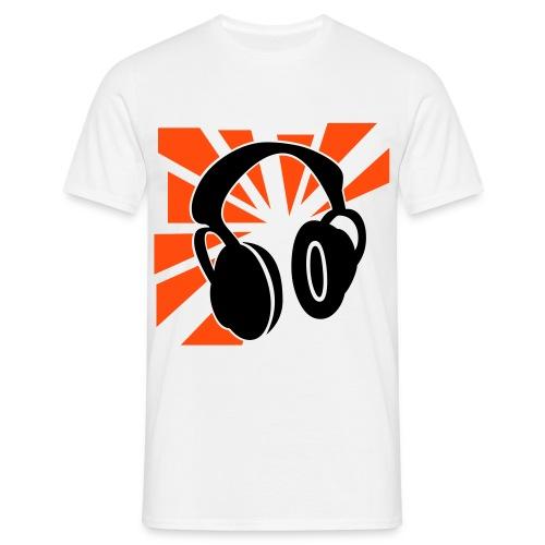 Shirt DJ - Männer T-Shirt