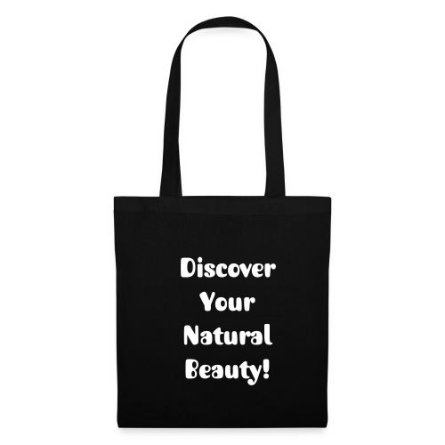 Discover Your Natural Beauty Tote Bag - Tote Bag