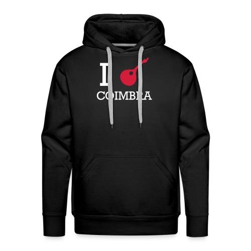 I Love Coimbra - Men's Premium Hoodie