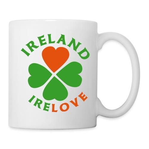 Ireland Love - Tasse