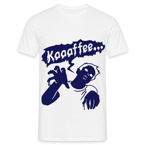 Kaaaffee-BOYS - Männer T-Shirt
