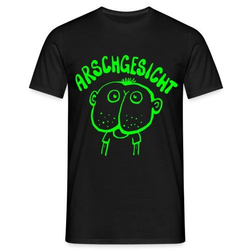 Arschgesicht-BOYS - Männer T-Shirt