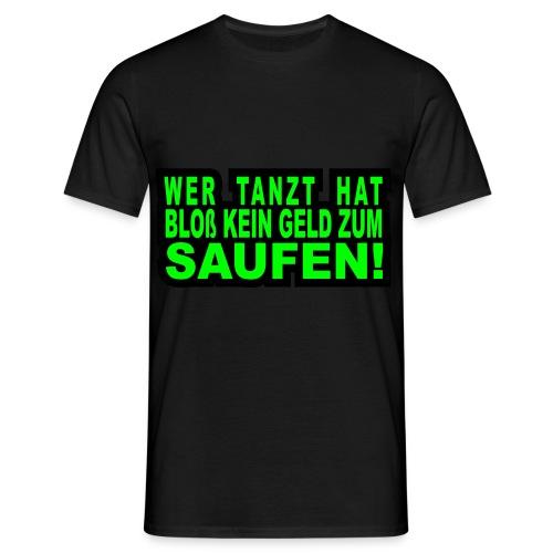 Tanz Joke-BOYS - Männer T-Shirt