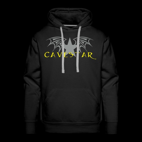 Cavestar - Felpa con cappuccio premium da uomo