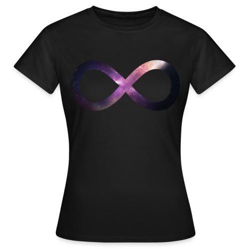 Infinite Woman - Maglietta da donna