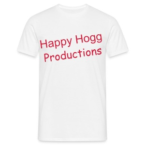 Happy hogg Productions - Men's T-Shirt