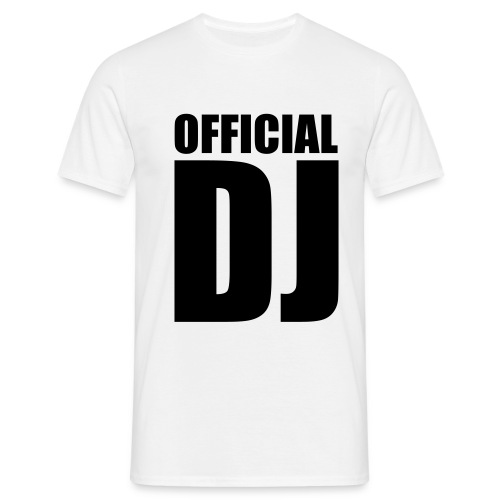CAMISA DJ - Camiseta hombre