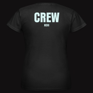 CRew Reflect F TECHNICIENS DU SPECTACLE - T-shirt Femme