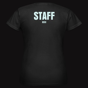 Staff Reflect F TECHNICIENS DU SPECTACLE - T-shirt Femme