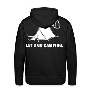 Let's Go Camping - Men's Premium Hoodie