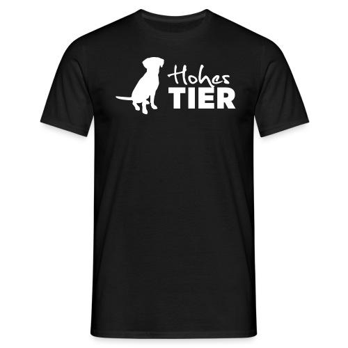 Hohes Tier - Männer T-Shirt