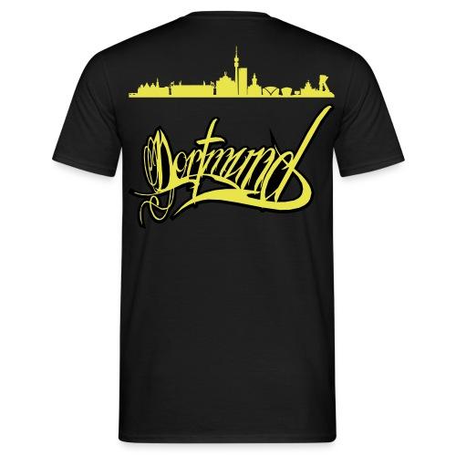 Dortmunder Jung.. - Männer T-Shirt