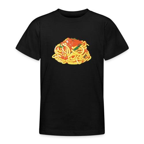 Spaghetti for Teenagers - Teenage T-shirt
