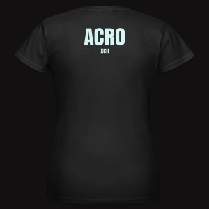 Acro Reflect F TECHNICIENS DU SPECTACLE - T-shirt Femme