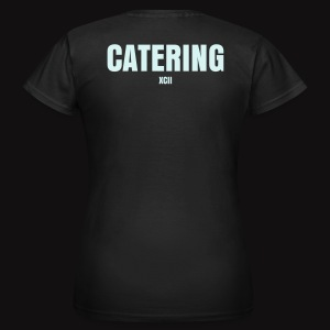Catering Reflect  TECHNICIENS DU SPECTACLE - T-shirt Femme