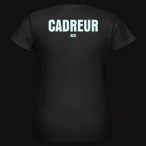 Cadreur Reflect TECHNICIENS DU SPECTACLE - T-shirt Femme