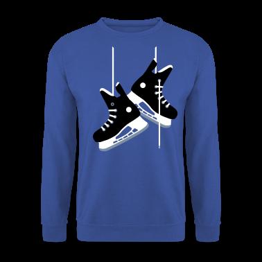 eishockey schlittschuhe pullover hoodies pullover. Black Bedroom Furniture Sets. Home Design Ideas