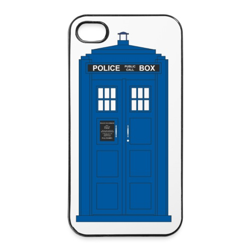 Police Call Box  - iPhone 4/4s Hard Case