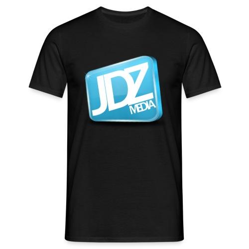 JDZmedia logo tee - Men's T-Shirt