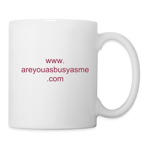 Are you busy? Mug - Mug
