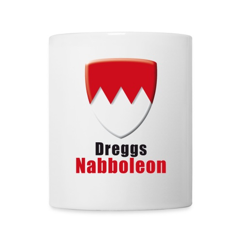 Tasse Nabboleon vorne - Tasse