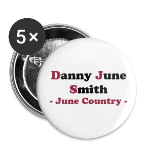 Button - June Country - - Buttons groß 56 mm